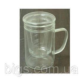 Кружка заварочная 500 мл Большая игра ( чашка )