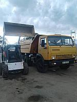 Доставка сыпучих материалов Одесса