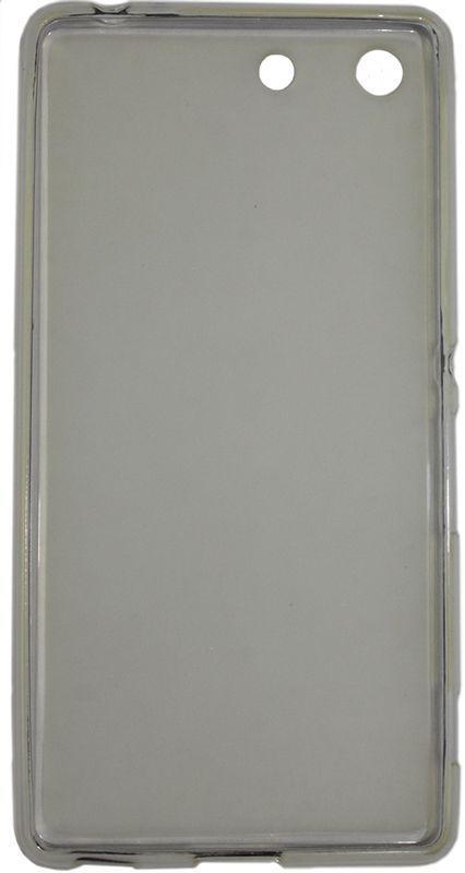 Чехол-накладка TOTO TPU case matte Sony Xperia M5 Dual E5633 Clear