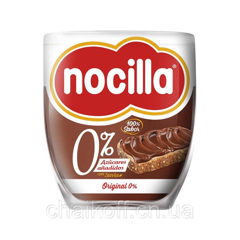 Шоколадная паста Nocilla 0% сахара 190 г (Испания)