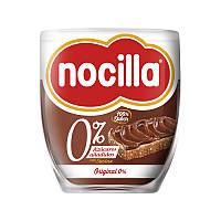Шоколадная паста Nocilla 0% сахара 190 г (Испания), фото 1