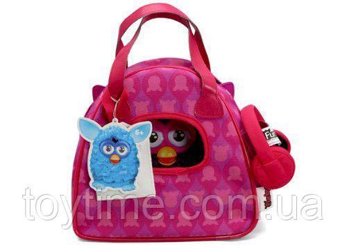 Сумочка для Ферби, розовая / Furby Bowling Bag Carrier, pink