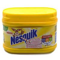 Какао напиток Nesquik Strawberry Milkshake Mix 300g