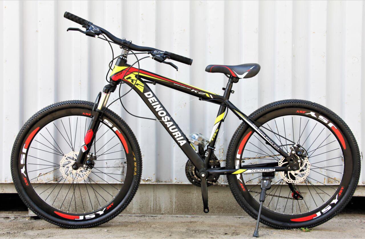 Велосипед Горный 26 дюймов Дисковые тормоза