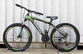 Велосипед Горный 26 дюймов Дисковые тормоза, фото 2