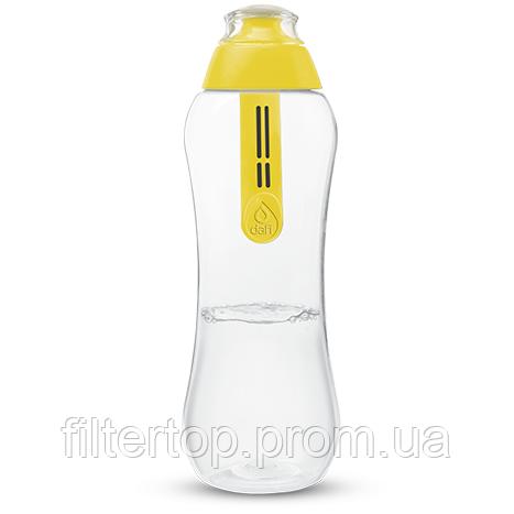 Фильтр-бутылка для воды Dafi Yellow