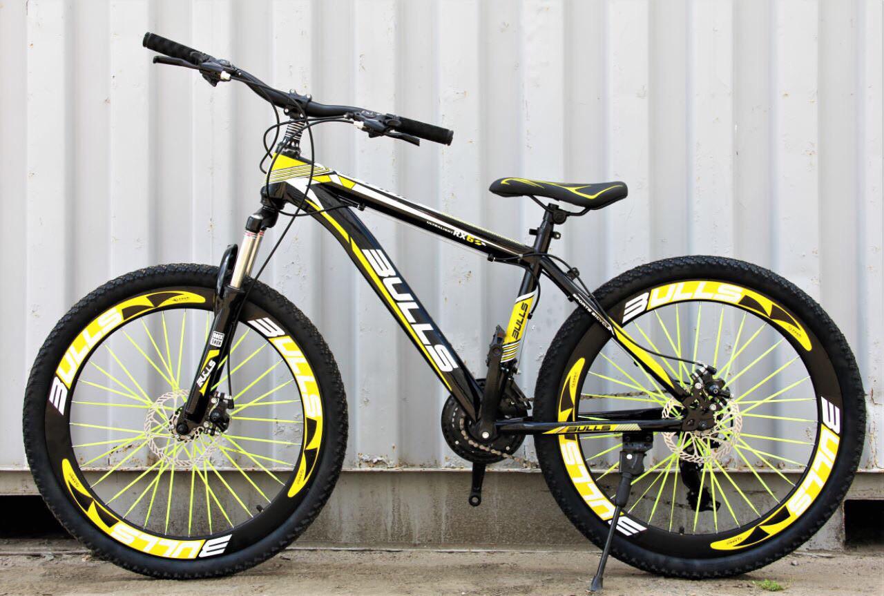 Велосипед Горный 26 колеса переключатели полуавтомат