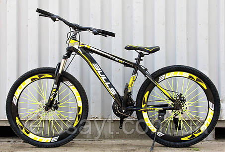 Велосипед Горный 26 колеса переключатели полуавтомат, фото 2