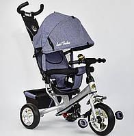 Трехколёсный детский велосипед Best Trike 6588-0670, колеса пена, фото 1