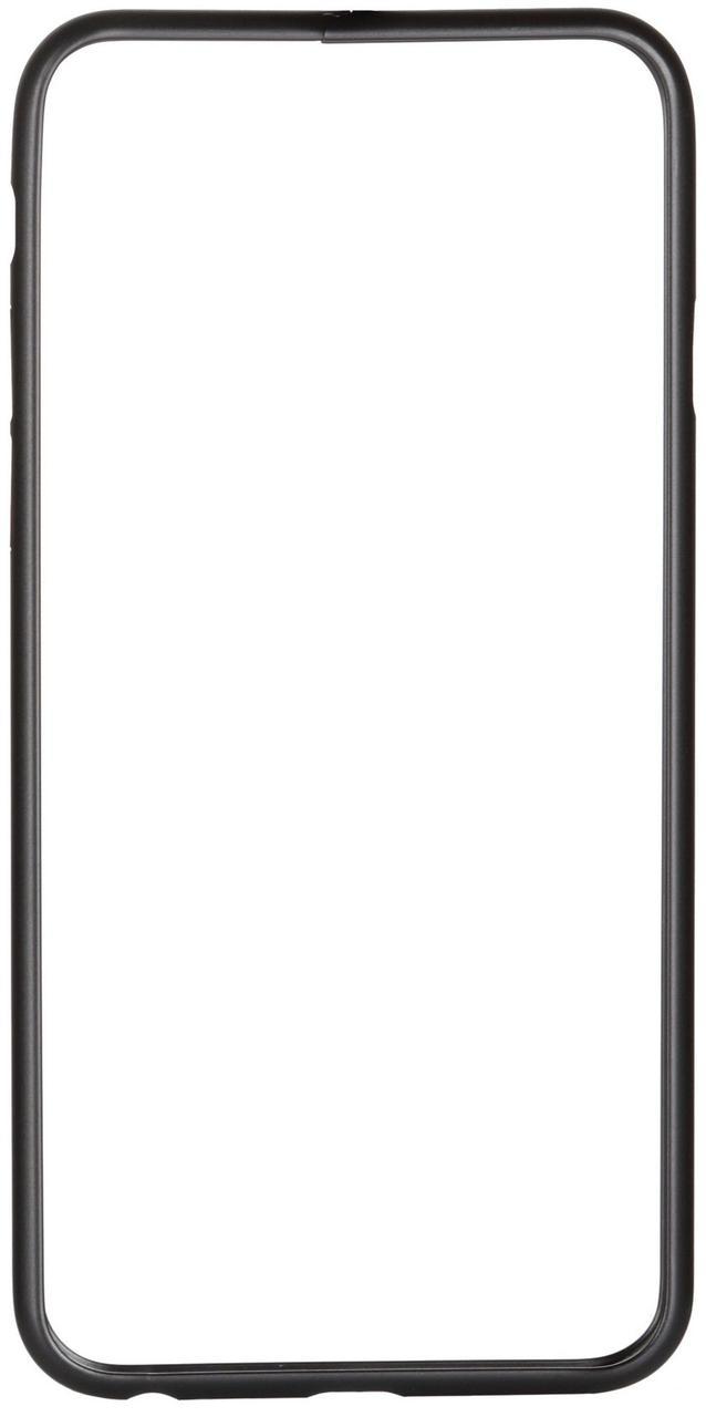 Чехол TOTO super thin metal bumper cases iPhone 6 plus Gray