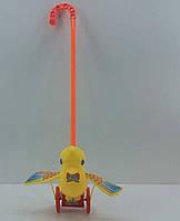 Каталочка игрушка для малышей 868 птичка, в пакете