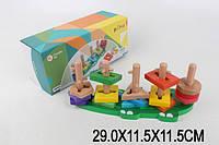 Деревянная логика LS8006 (1648929) в коробке 29*11,5*11,5 см.