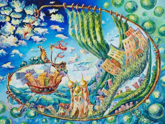 С 21 по 30 ноября 2014 г. выставка-презентация живописи Марины Лялиной: «Волшебные струны души» в киевской галерее Wunjo-Art