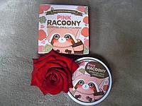 Патчи Secret Key Pink Racoony Hydro-gel Eye & Cheek Patch