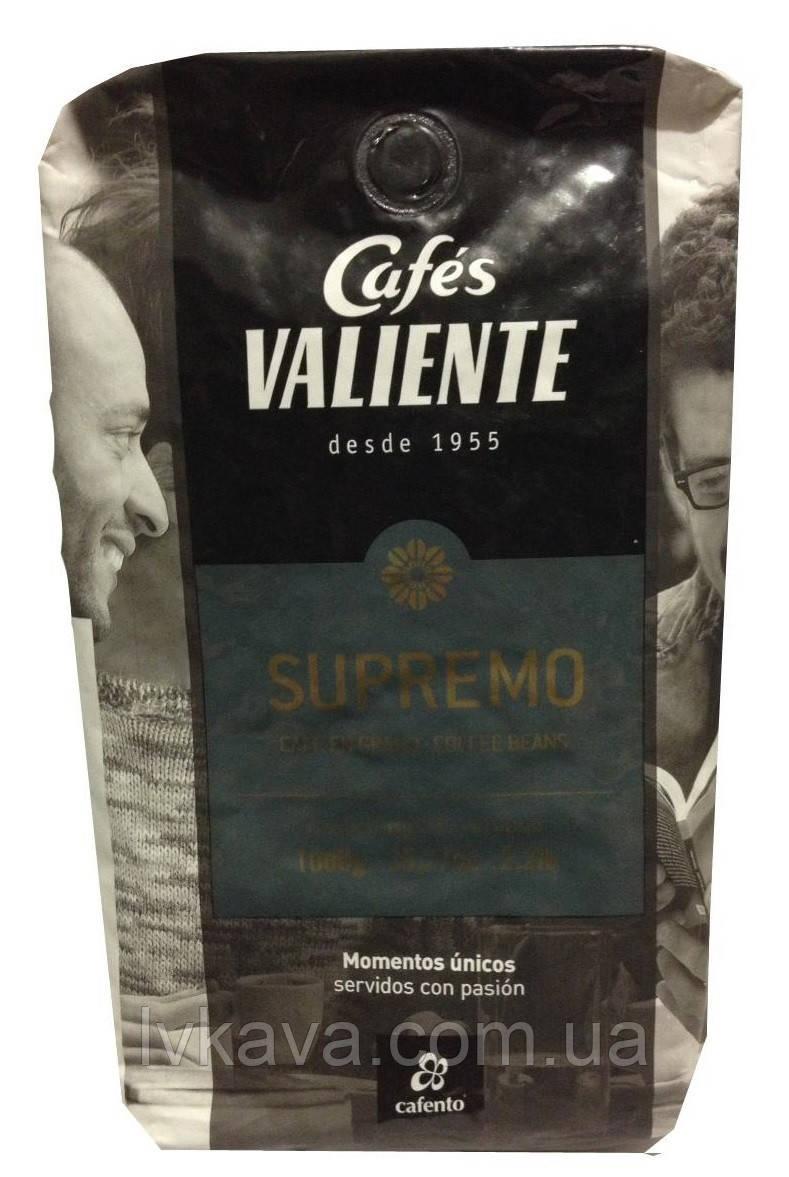 Кофе в зернах Cafes Valiente Supremo ,  1 кг