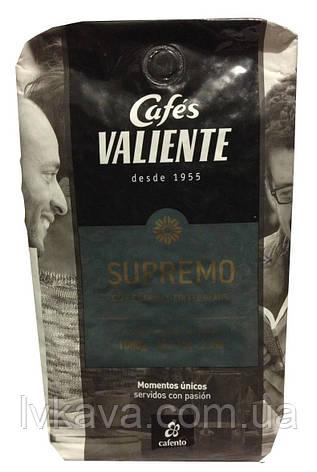 Кофе в зернах Cafes Valiente Supremo ,  1 кг, фото 2