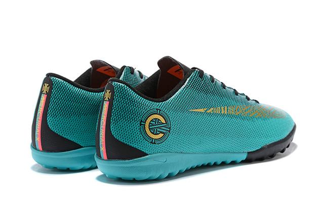 Футбольные сороконожки Nike Mercurial VaporX XII Academy Ronaldo TF