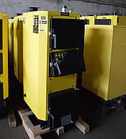 Котел Kronas Unic 25 кВт твердотопливный,  длительного горения на площадь 250 м2