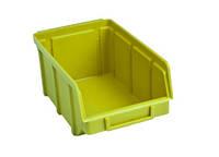 Складской ящик для крепежа, болтов Арт.702 | 75 100 155 Желтый Марганец