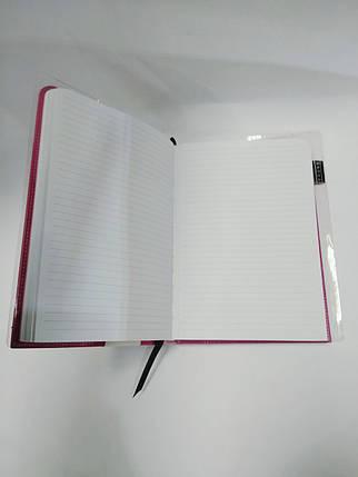 Ежедневник Cross Signature А5 обложка кожзам недатирован с ручкой, фото 2