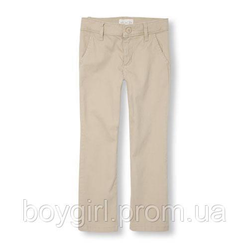 Школьные зауженные брюки