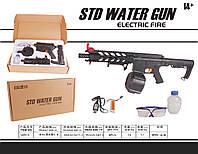 Автомат игрушечное оружие  аккумулятор  SB413  аккум, гел.пули, очки, в коробке 60*32,5*11,5 см.