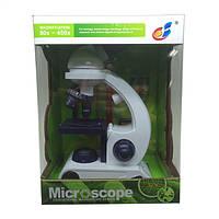Микроскоп детский C2129  в коробке 26,5*20*13 см.