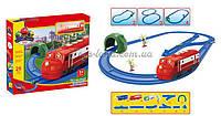 Детская железная дорога  батарейки  950  в коробке 39,5*34*6 см.