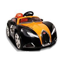 Детский электромобиль Bambi M 2320 R-2 Bugatti чёрный***
