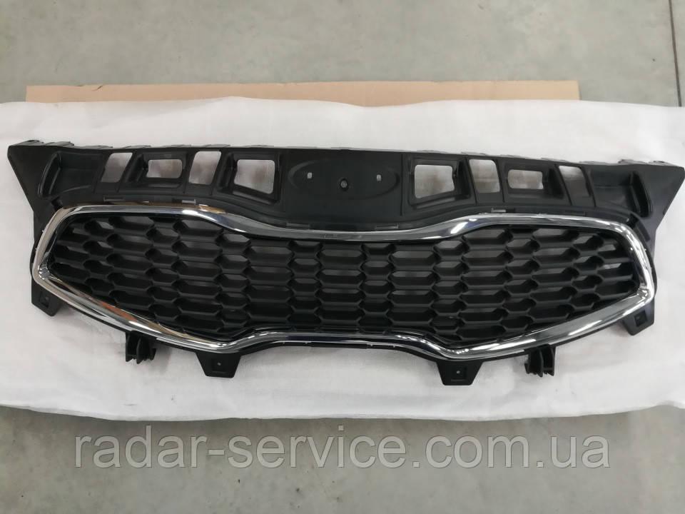 Решітка радіатора кіа Сід 2, KIA Ceed 2012-15 JD, 86350a2000