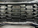 Решітка радіатора кіа Сід 2, KIA Ceed 2012-15 JD, 86350a2000, фото 2