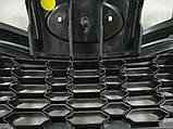 Решітка радіатора кіа Сід 2, KIA Ceed 2012-15 JD, 86350a2000, фото 4