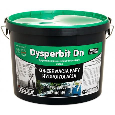 Битумно-каучуковая мастика Izolex DYSPERBIT DN 20 кг