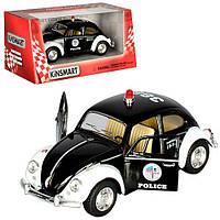 Машина метал. VW Beetle KT5057WP