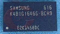 Память DDR3 SDRAM K4B1G1646G-BCH9 Samsung FBGA96