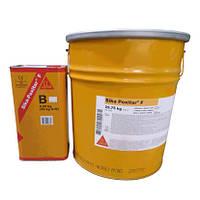 Защитное покрытие для бетона и стали SikaPoxitar F (A+B) 35 кг