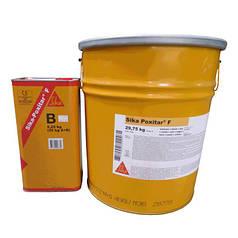 Захисне покриття для бетону і сталі SikaPoxitar F (A+B) 35 кг