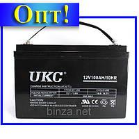 Аккумулятор BATTERY GEL 12V 100A UKC!Спешите