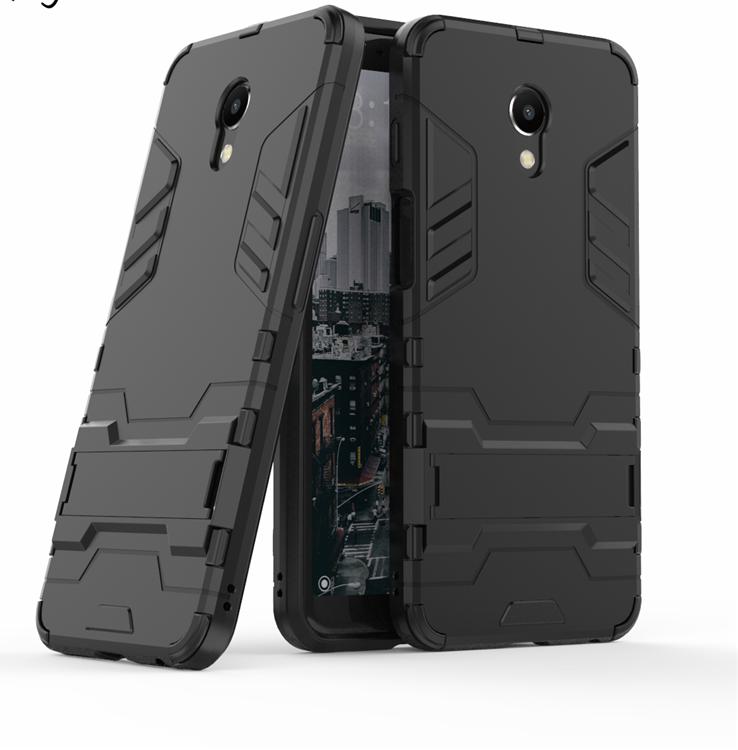 Чехол Бампер Броня для Meizu M6S бампер Black