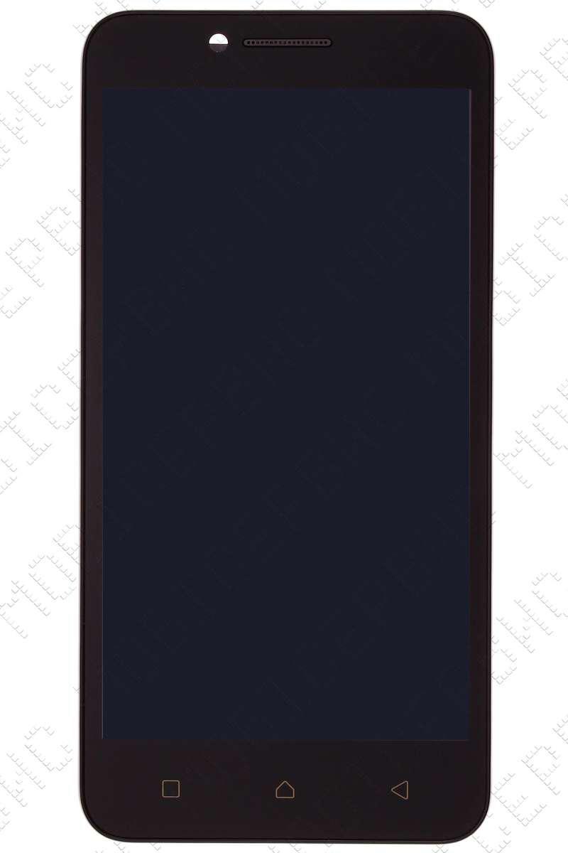 Lenovo Vibe C (A2020a40) дисплейный модуль черный в сборе оригинал