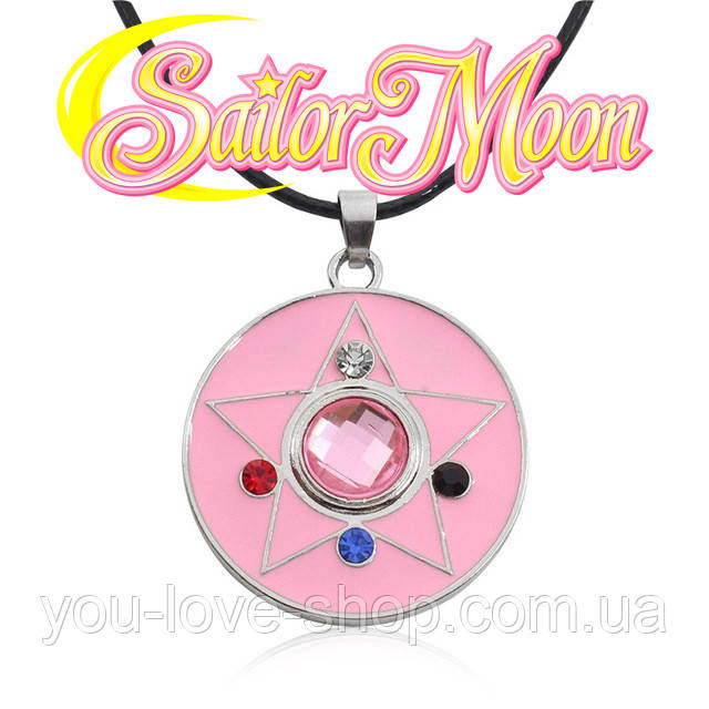 Кулон брошь Sailor Moon Сейлор Мун