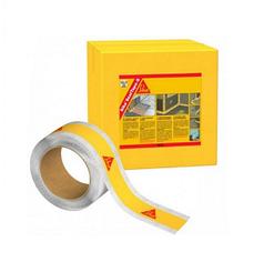 Стрічка гідроізоляційна полімер-каучукова Sika SealTape-S 12см Х 10м