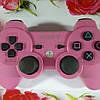 Джойстик Беспроводной SONY PS3 (Розовый)