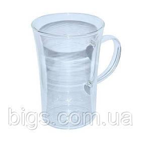 Кружка высокая 300 мл Республика ( чашка )