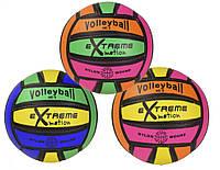 Мяч волейбольный CE-102634 PVC 280 грамм, 3 цвета