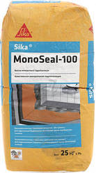 Однокомпонентна гідроізоляційна суміш Sika MonoSeal-100 25 кг.