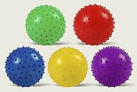 Мяч GM1710394 с шипами 10 шт., резиновый 16 см. 80гр
