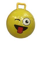 Мяч резиновый B25276 (25576) гири, 23 см. 80г