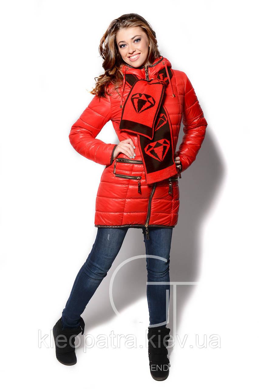Зимняя куртка женская  X-Woyz! LS-8505