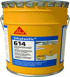 Однокомпонентна поліуретанова рідка гідроізоляційна мембрана Sikalastic-614 9010 15 л.